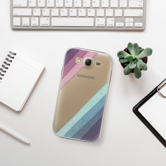 iSaprio Glitter Stripes 01 műanyag tok Samsung Galaxy Grand Neo Plus