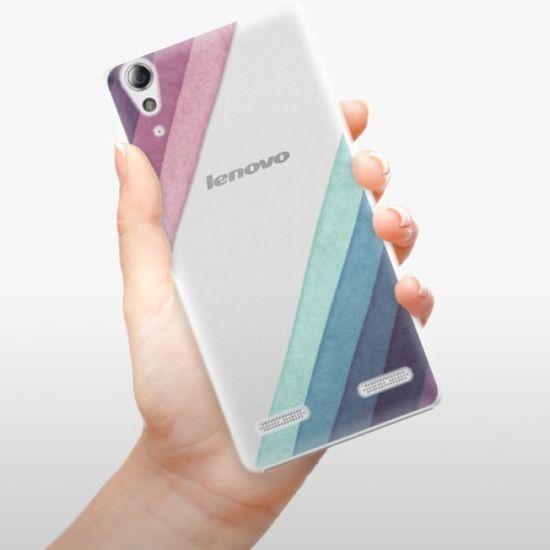 iSaprio Glitter Stripes 01 műanyag tok Lenovo A6000