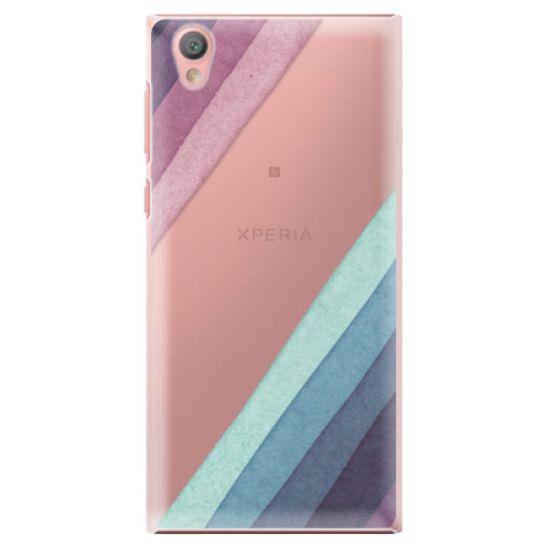 iSaprio Plastikowa obudowa - Glitter Stripes 01 na Sony Xperia L1