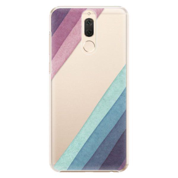 iSaprio Plastový kryt - Glitter Stripes 01 pro Huawei Mate 10 Lite