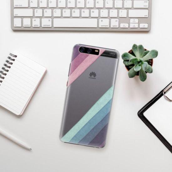 iSaprio Plastikowa obudowa - Glitter Stripes 01 na Huawei P10 Plus