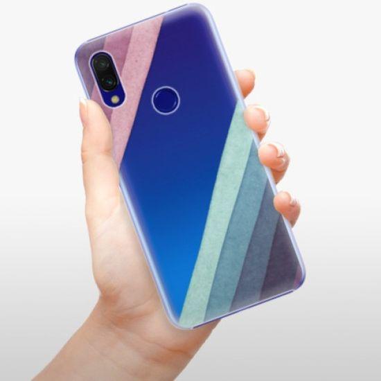 iSaprio Glitter Stripes 01 műanyag tok Xiaomi Redmi 7