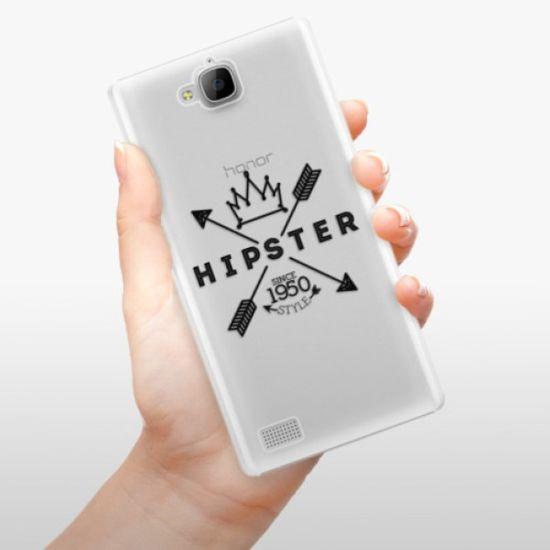 iSaprio Plastikowa obudowa - Hipster Style 02 na Honor 3C