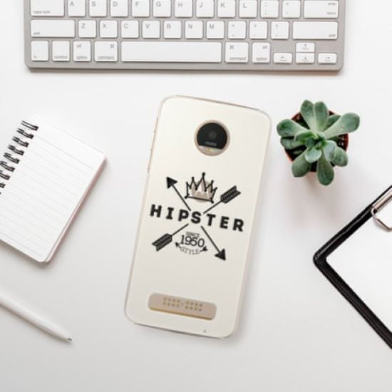 iSaprio Plastikowa obudowa - Hipster Style 02 na Lenovo Moto Z Play