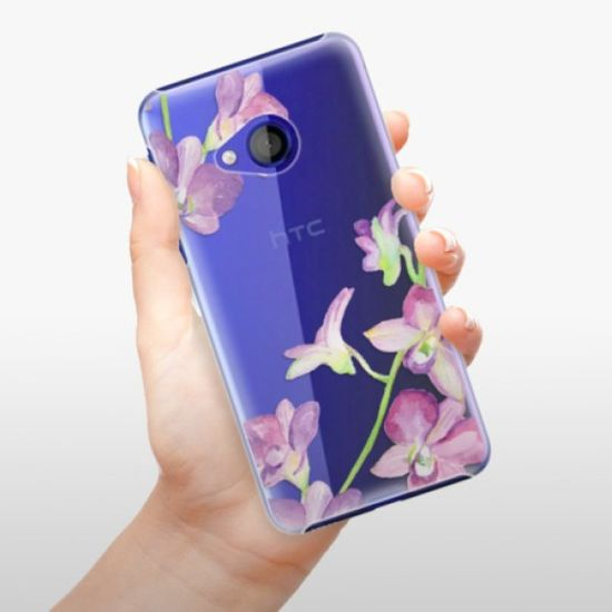 iSaprio Purple Orchid műanyag tok HTC U Play