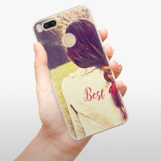 iSaprio Plastikowa obudowa - BF Best na Xiaomi Mi A1