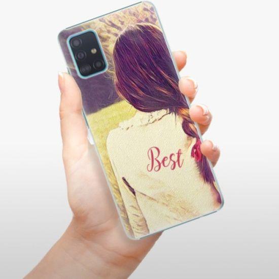 iSaprio Plastikowa obudowa - BF Best na Samsung Galaxy A51