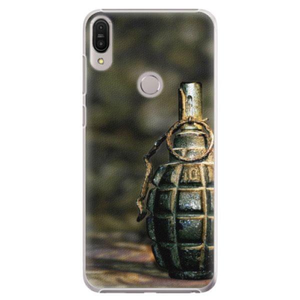 iSaprio Plastový kryt - Grenade pro Asus Zenfone Max Pro ZB602KL
