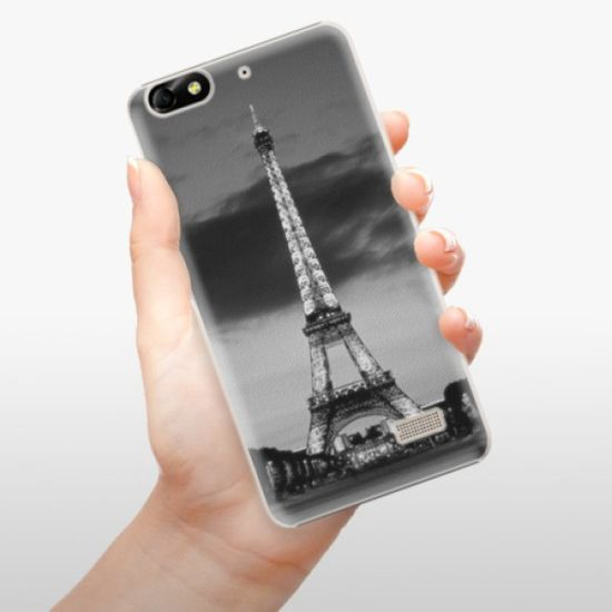 iSaprio Plastikowa obudowa - Midnight in Paris na Honor 4C