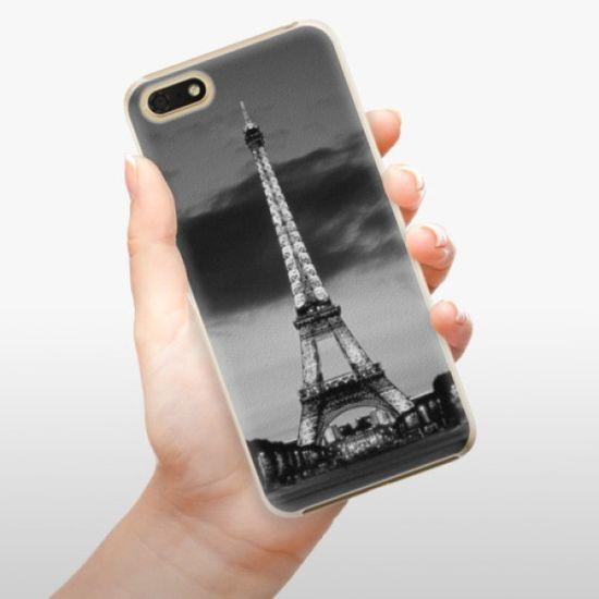 iSaprio Plastikowa obudowa - Midnight in Paris na Huawei Honor 7S