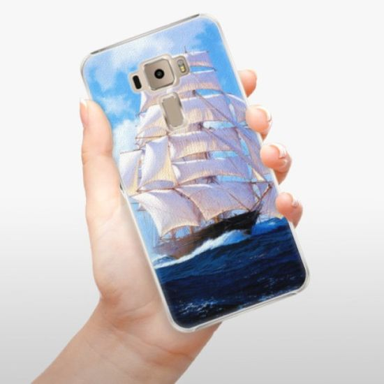 iSaprio Sailing Boat műanyag tok Asus ZenFone 3 ZE520KL