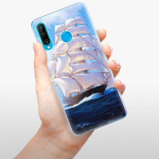 iSaprio Plastikowa obudowa - Sailing Boat na Huawei P30 Lite