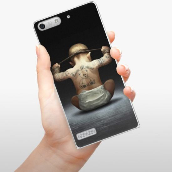 iSaprio Crazy Baby műanyag tok Huawei Ascend G6