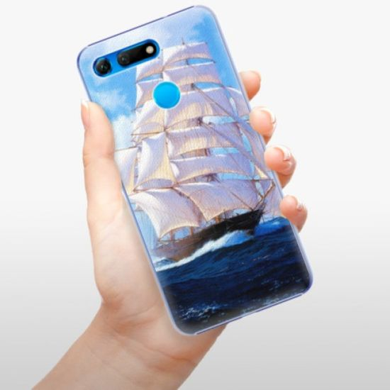 iSaprio Sailing Boat műanyag tok Huawei Honor View 20
