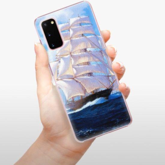 iSaprio Plastikowa obudowa - Sailing Boat na Samsung Galaxy S20