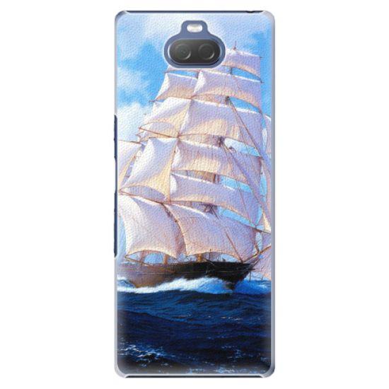 iSaprio Sailing Boat műanyag tok Sony Xperia 10 Plus