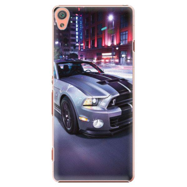 iSaprio Plastový kryt - Mustang pro Sony Xperia XA