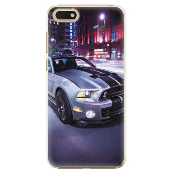 iSaprio Plastový kryt - Mustang pro Honor 7S