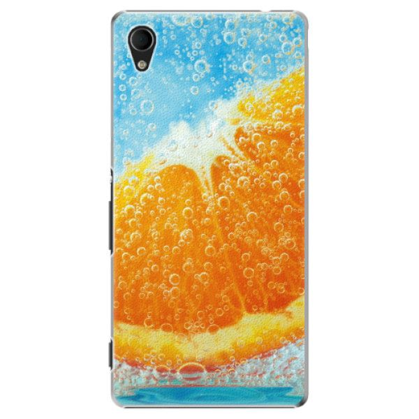 iSaprio Plastový kryt - Orange Water pro Sony Xperia M4 Aqua