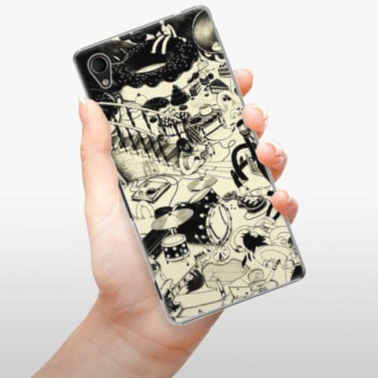 iSaprio Plastikowa obudowa - Underground na Sony Xperia M4 Aqua