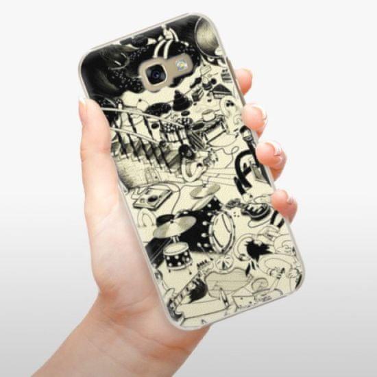 iSaprio Plastikowa obudowa - Underground na Samsung Galaxy A5 (2017)