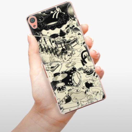 iSaprio Plastikowa obudowa - Underground na Sony Xperia XA