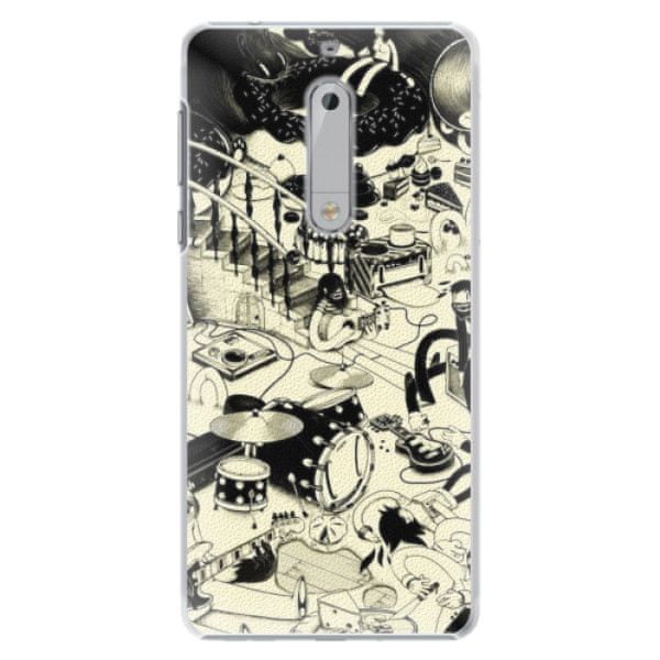 iSaprio Plastový kryt - Underground pro Nokia 5