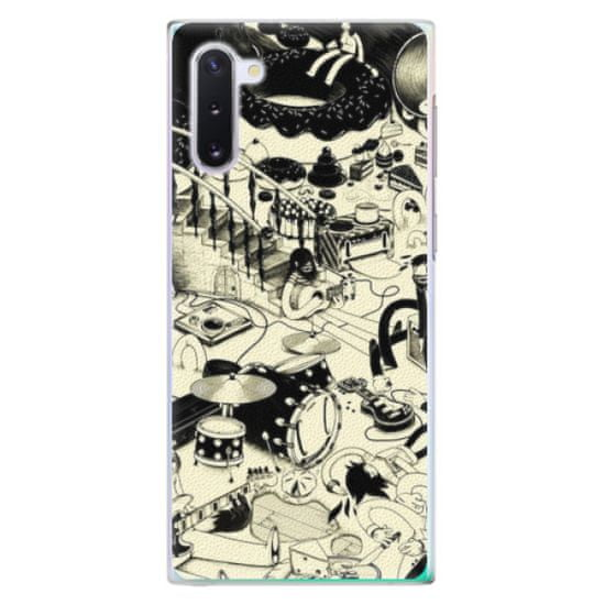 iSaprio Underground műanyag tok Samsung Galaxy Note 10