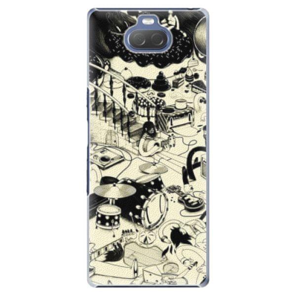 iSaprio Plastový kryt - Underground pro Sony Xperia 10