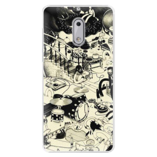 iSaprio Plastový kryt - Underground pro Nokia 6