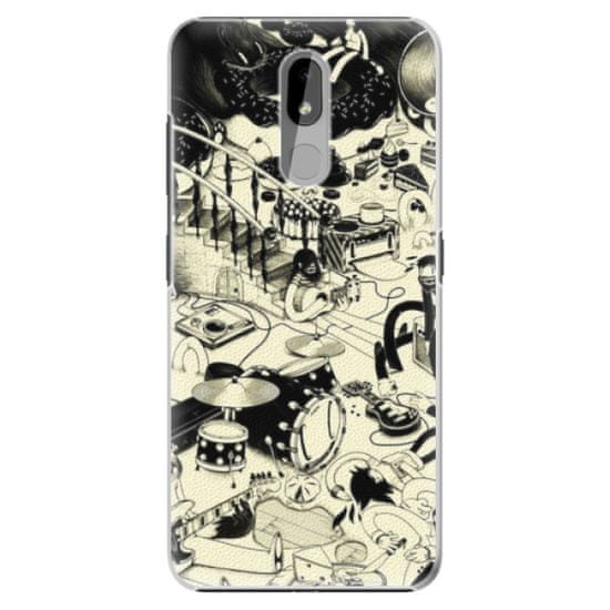 iSaprio Plastikowa obudowa - Underground na Nokia 3.2
