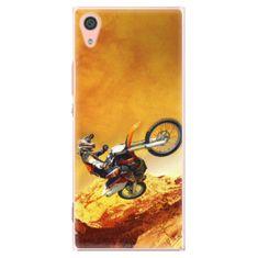 iSaprio Plastový kryt - Motocross pro Sony Xperia XA1