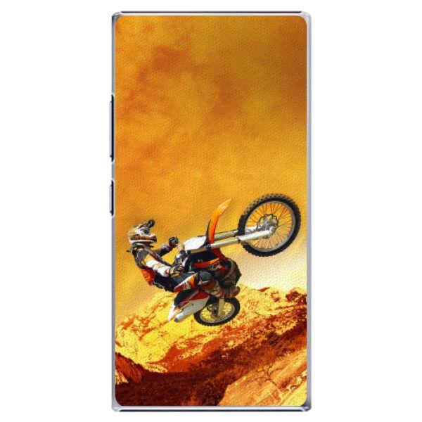 iSaprio Plastový kryt - Motocross pro Lenovo P70