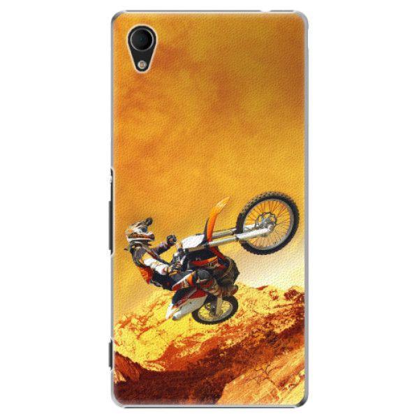 iSaprio Plastový kryt - Motocross pro Sony Xperia M4 Aqua