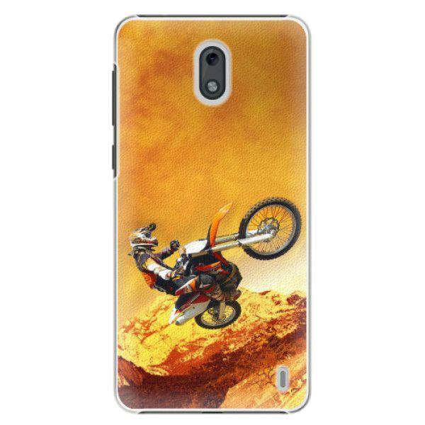iSaprio Plastový kryt - Motocross pro Nokia 2