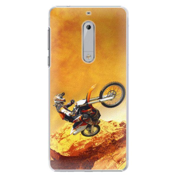 iSaprio Plastový kryt - Motocross pro Nokia 5