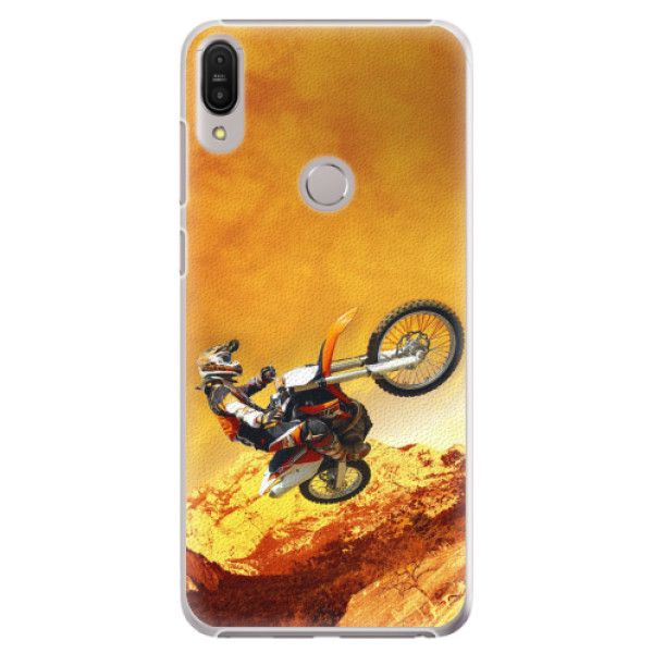 iSaprio Plastový kryt - Motocross pro Asus Zenfone Max Pro ZB602KL