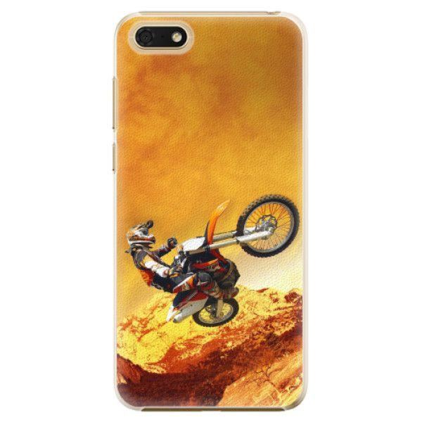 iSaprio Plastový kryt - Motocross pro Honor 7S