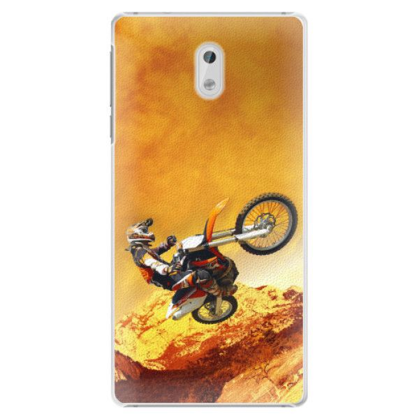 iSaprio Plastový kryt - Motocross pro Nokia 3