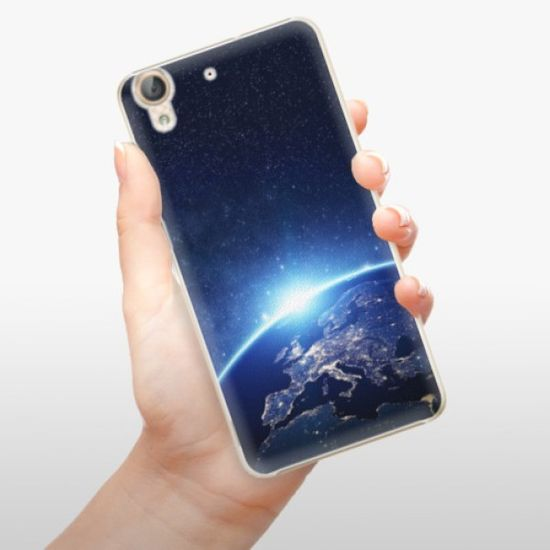 iSaprio Earth at Night műanyag tok Huawei Y6 II