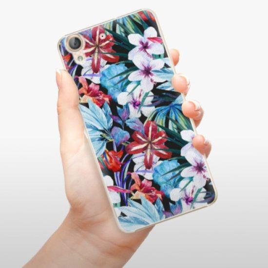 iSaprio Plastikowa obudowa - Tropical Flowers 05 na Huawei Y6 II