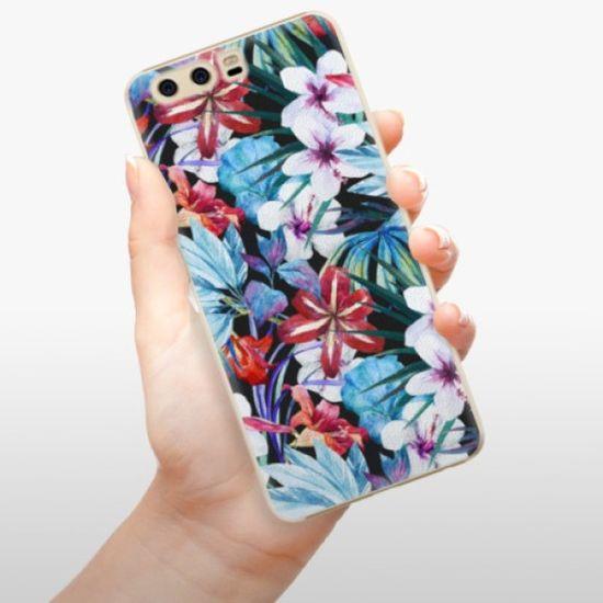 iSaprio Plastikowa obudowa - Tropical Flowers 05 na Huawei P10