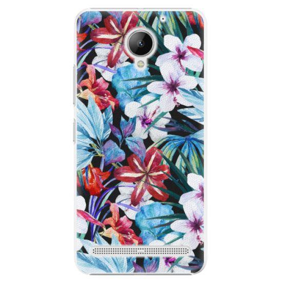 iSaprio Plastikowa obudowa - Tropical Flowers 05 na Lenovo Vibe C2