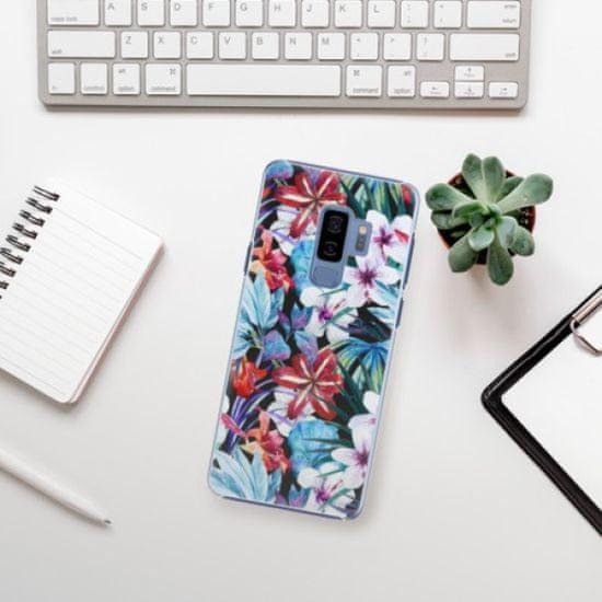 iSaprio Plastikowa obudowa - Tropical Flowers 05 na Samsung Galaxy S9 Plus