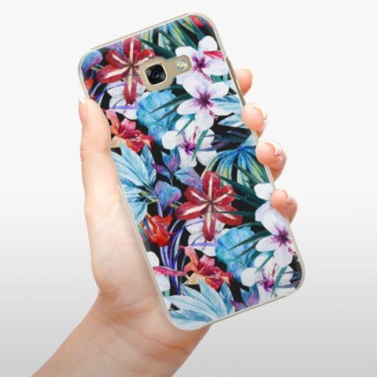 iSaprio Plastikowa obudowa - Tropical Flowers 05 na Samsung Galaxy A5 (2017)