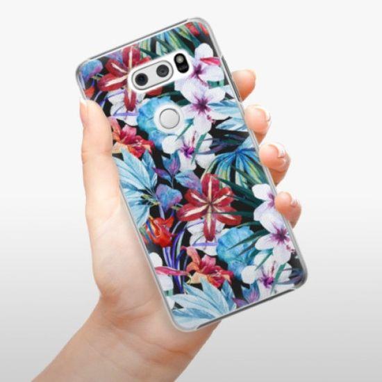 iSaprio Tropical Flowers 05 műanyag tok LG V30
