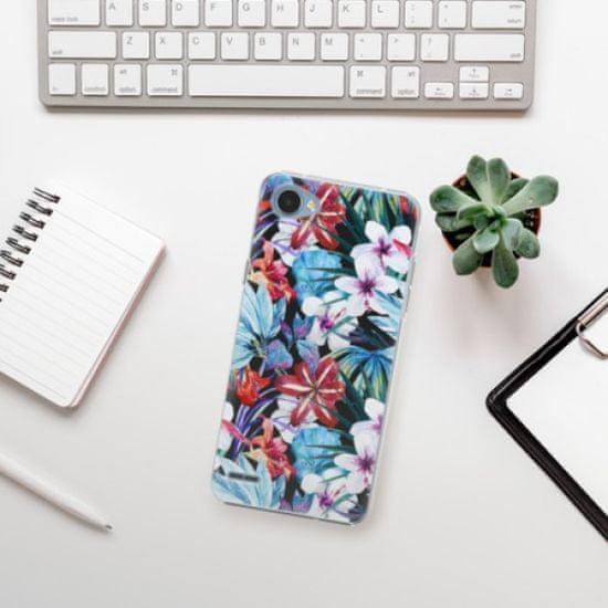 iSaprio Plastikowa obudowa - Tropical Flowers 05 na LG Q6