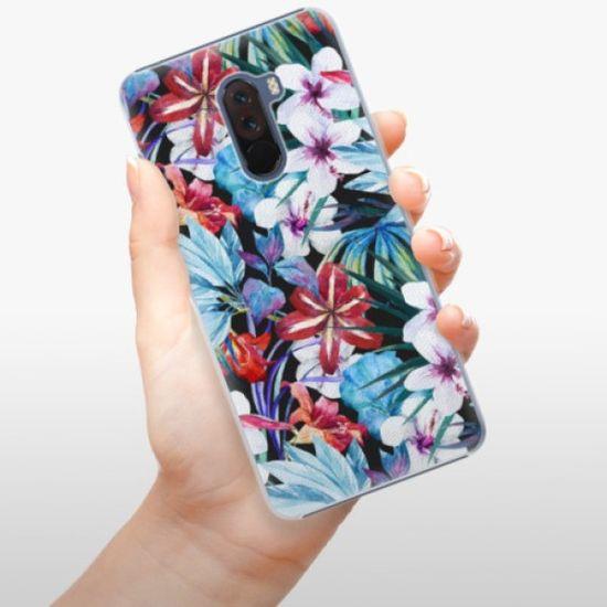 iSaprio Plastikowa obudowa - Tropical Flowers 05 na Xiaomi Pocophone F1
