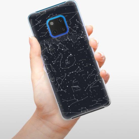 iSaprio Plastikowa obudowa - Night Sky 01 na Huawei Mate 20 Pro