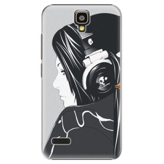 iSaprio Plastikowa obudowa - Headphones na Huawei Y5